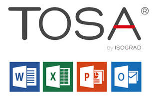 Certification TOSA Microsoft Office